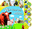 Bauernhof Soundbuch mit 10 Tonmodulen