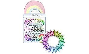 invisibobble KIDS Magic Rainbow, 3 Stück