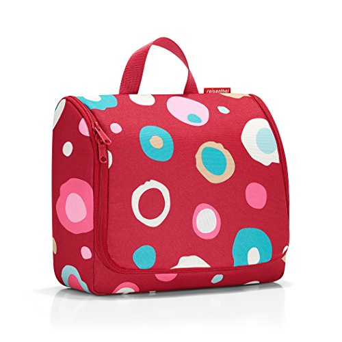 Reisenthel Trousse de toilette, funky dots 2 Rose
