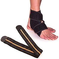 Fussgelenk-Bandage mit Zugband zur Stabilisierung und Entlastung - rechter Fuß preisvergleich bei billige-tabletten.eu