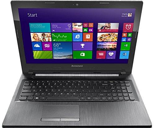 "Lenovo Essential G50-80 1.7GHz 3215U 15.6"" 1366 x 768pixels Black - notebooks (3215U, Touchpad, Windows 10 Home, Lithium-Ion (Li-Ion), 64-bit, Intel Celeron)"