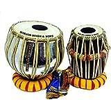 Surjan Singh & Sons Steel Tabla Set