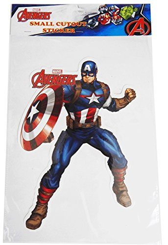 Avenger - Cut Out Sticker Small Size