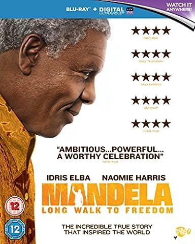 Freedom Blu Ray - Mandela: Long Walk To Freedom [Edizione: Regno