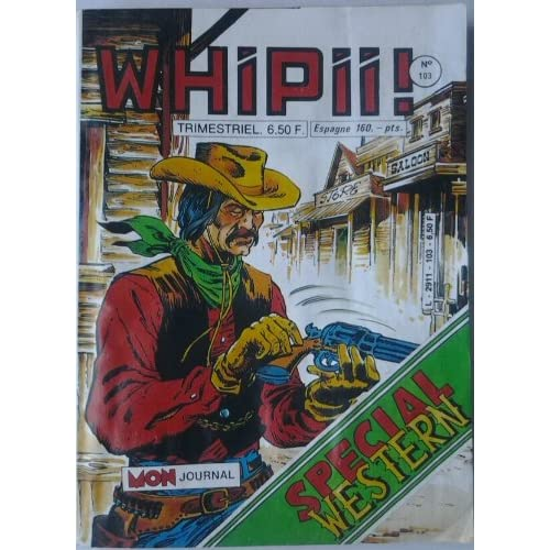Whipii N° 103 : Bd Petit Format