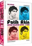 Locandina Coffret fatih hakim : soul kitchen ; l'engrenage;julie en juillet;solino