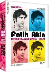 Fatih Akin - 4 films - Soul Kitchen + L'engrenage + Julie en juillet + Solino [Édition Collector Limitée]