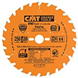 CMT 271.250.24 m Ultra fine lame Kerf D-250 B-30 K-2,4 P-1,6 24 mm