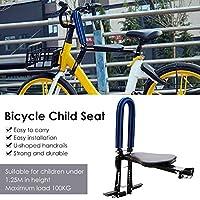 Letway Asiento Infantil para Bicicleta, Asiento Infantil para Bicicleta eléctrica, Asiento de Seguridad Plegable para bebé, Asiento de Seguridad para bebé
