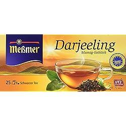 Meßmer Darjeeling 25 TB, 6er Pack (6x 45 g)