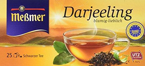 Meßmer Darjeeling 25 TB, 6er Pack (6 x 43,75 g)