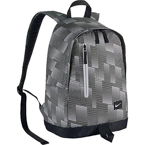 Nike Rucksack anthrazit/schwarz