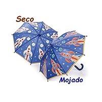 Umbrella Colour changing Rocket