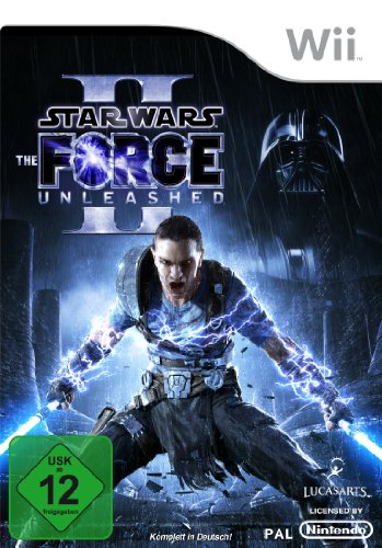 Star Wars - The Force Unleashed -