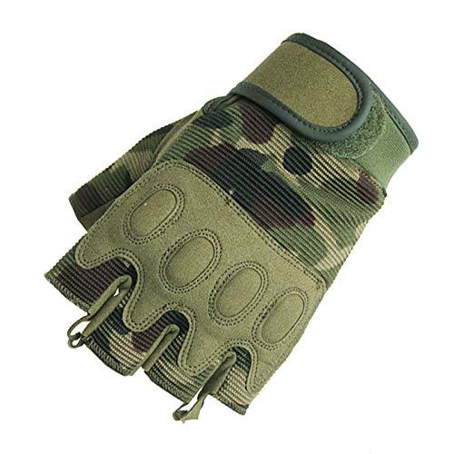 fitne fahrrad Blisfille Fitneß Handschuhe Herren Herren Armeefächer Eignung Halben Fingers Freien Kundenspezifische Schwarze Schützende Kampfhandschuhe