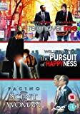 Reign Over Me/The Pursuit Of Happyness/Scent Of A Woman [DVD]