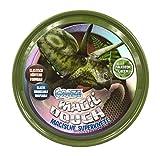 Craze 13410 - Intelligente Superknete, Magic Dough, Dinosaurier, 80 g in Dose, BPA- und glutenfrei, sortiert