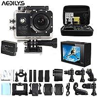 AEDILYS® Action Camera SJ7000 Action Dv Waterproof Wifi
