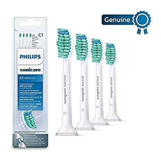 Philips sonicare HX6016/26 pro results - Lote de 4 cabezales de recambio estándar para cepillo de dientes (B00DE8V0RW) | Amazon price tracker / tracking, Amazon price history charts, Amazon price watches, Amazon price drop alerts