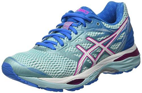 asics-womens-gel-cumulus-18-running-shoes-blue-aqua-splash-white-pink-glow-6-uk-395-eu
