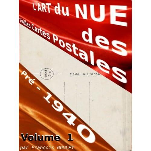 L'ART du NUE des Vieilles Cartes Postales - Volume 1
