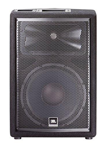 JBL JRX212 2-Wege-Monitor-Lautsprechergehäuse- Schwarz