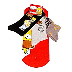 Homer Simpson & Socks Gift Box
