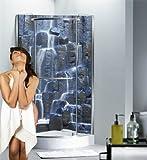Duschrückwand, Badrückwand mit eigenem Motiv | 200cm Höhe (100*200)