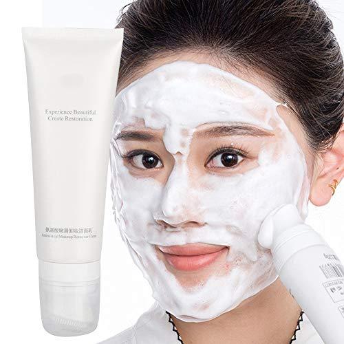Gesichtsreiniger, Face Wash, Face Deep Cleaning, Schmutz entfernen, Öl, Papierkorb, Make-up effektiv, Feuchtigkeitsspendender Gesichtsreiniger, Pflegend und erfrischend 120g