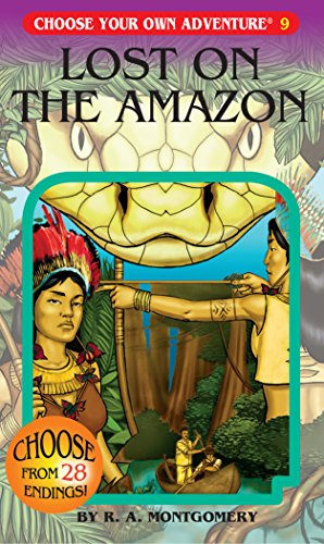 Lost on the Amazon (Choose Your Own Adventure) por R. A. Montgomery