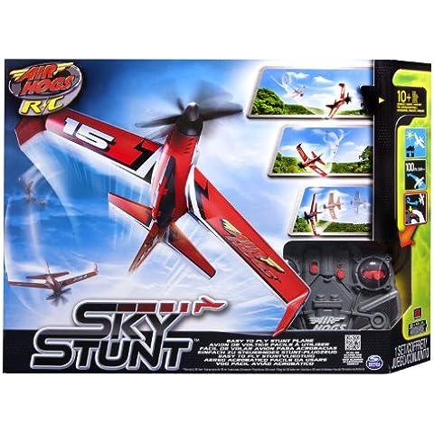 AirHogs 6019657 Sky Stunt - Avión teledirigido