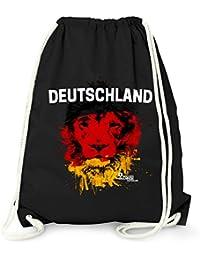 Turnbeutel Deutschland WM Fußball Weltmeisterschaft 2018 World Cup Fan-Shirt