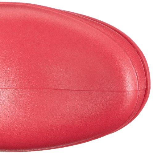 Crocs Wellie, Bottes de pluie homme Rouge (Cranberry/Mulberry)