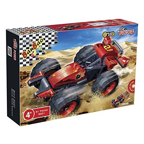 BanBao 8601 Construction Toy, Building Blocks