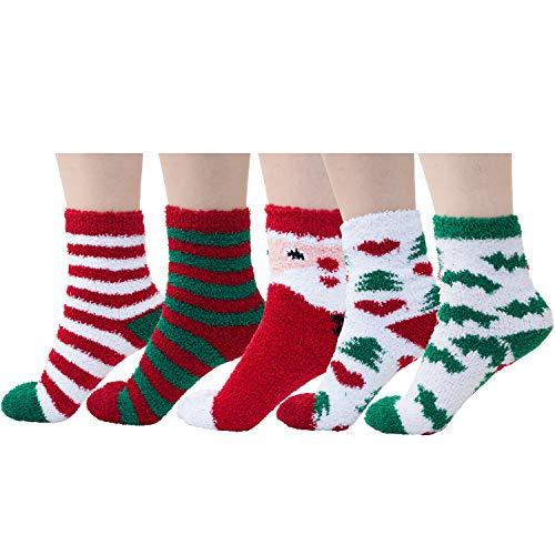 hts-Socken für Damen, warm, niedlich, Crew-Socken ()