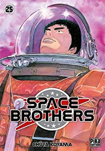 Space Brothers Edition simple Tome 25