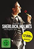 Sherlock Holmes - Die komplette Serie [12 DVDs]