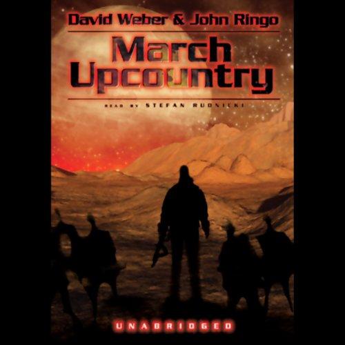 March Upcountry  Audiolibri