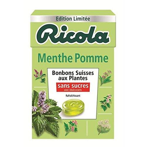 ricola-menthe-pomme-sans-sucres-edition-limitee-boite-de-50g-prix-unitaire-envoi-rapide-et-soignee