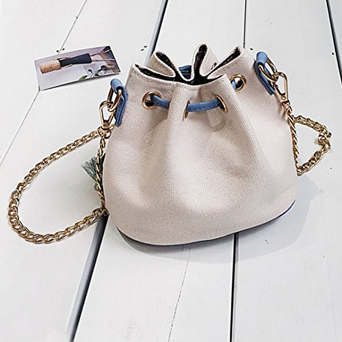 Millya, Borsa a zainetto donna, white (bianco) - bb-01461-01C white