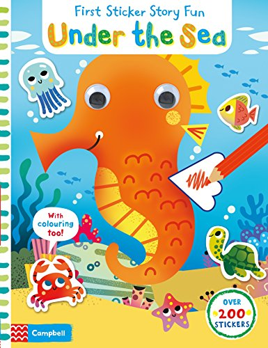 Under the Sea (First Sticker Story Fun, Band 5) (Toy Story Sticker)