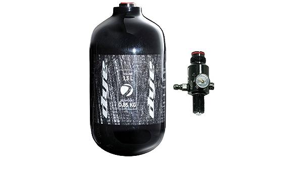 Dye Paintball Core Liter Hp System Incl Ninja Ul Regulator 300 Bar 65491 Sport Freizeit