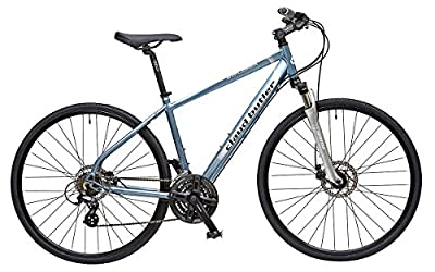 Claud Butler Explorer 400 Gents Blue Explorer Bike