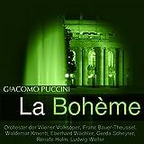 Puccini: La bohème (Ausschnitte)