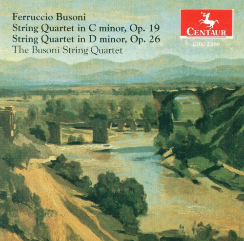 Busoni, F.: String Quartets Nos. 1 and 2