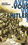 Image de Avez-vous vu Hitler ?
