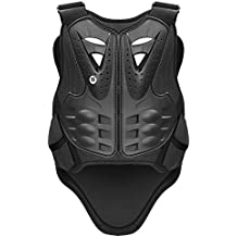Pellor Cycling Skiing Riding Skateboarding Chest Back Spine Protector Vest Anti-fall Gear Motorcycle Jacket Motocross Body Guard Vest