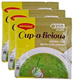 #3: Big Bazaar Combo - Maggi Soup Mix Coriander, 15g (Pack of 3) Promo Pack