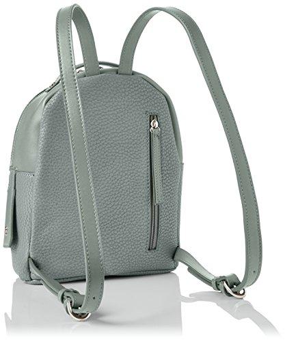 Fiorelli Damen Anouk Rucksackhandtasche, 12x27x22 cm Grau (Grey Casual)