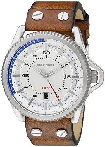 51vUDcrhmML - Diesel DZ1715 Rollcage Silver Mens watch